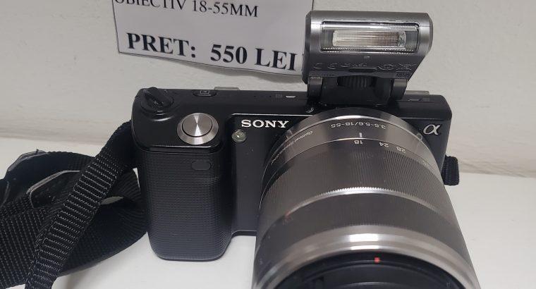 Aparat foto Sony Nex 5
