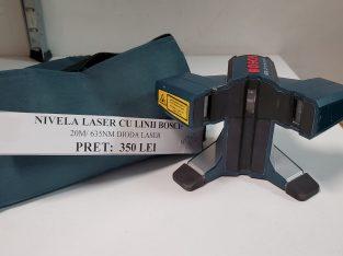 Nivela laser Bosch GTL 3 Professional