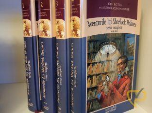 Sherlock Holmes 4 volume
